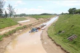 Bảo đảm nước sinh hoạt khi đóng kênh chính Bara Đô Lương