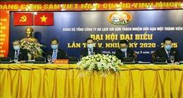 Phát triển Saigontourist thành đơn vị hàng đầu ngành Du lịch Việt Nam và khu vực