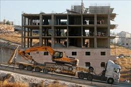 Tòa án Tối cao Israel phán quyết dỡ bỏ một số nhà định cư ở Bờ Tây