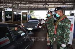 Thái Lan siết chặt kiểm soát biên giới với Myanmar
