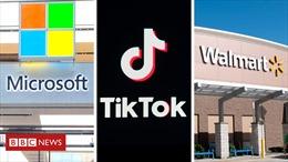 Walmart muốn hợp tác với Microsoft trong thương vụ TikTok
