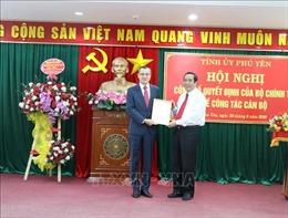 Bộ Chính trị chuẩn y đồng chí Phạm Đại Dương giữ chức Bí thư Tỉnh ủy Phú Yên