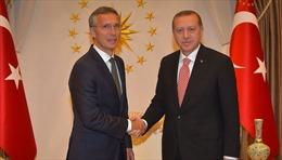 Lãnh đạo NATO, Thổ Nhĩ Kỳ điện đàm về tình hình Đông Địa Trung Hải