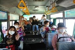 Đưa học sinh, sinh viên Quảng Nam mắc kẹt ở Đà Nẵng trở về nơi cư trú