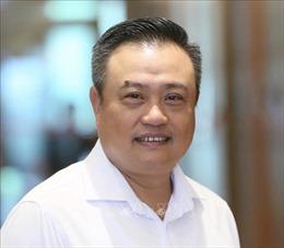 Tiếp nhận ông Trần Sỹ Thanh làm Phó Chủ nhiệm Văn phòng Quốc hội