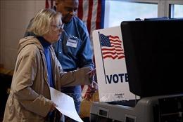 Nhiều cử tri Mỹ ủng hộ việc bỏ phiếu trước 'Ngày bầu cử'