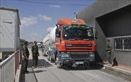 Israel dừng áp đặt hạn chế đối với Dải Gaza
