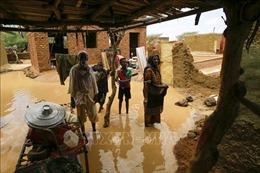 Mưa lũ tại Sudan làm 89 người thiệt mạng, 44 người bị thương