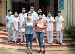 Tất cả 8 bệnh nhân COVID-19 điều trị tại Nam Định được xuất viện