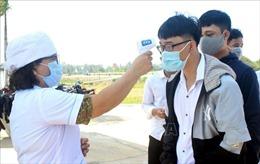 Kỳ thi tốt nghiệp THPT đợt 2: Đoàn công tác Bộ GD-ĐT kiểm tra tại Quảng Nam