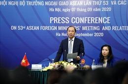 ASEAN 2020: 40 văn kiện sẽ được xem xét, ghi nhận và thông qua tại AMM 53 và các Hội nghị liên quan