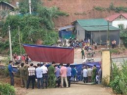 Thăm hỏi, động viên gia đình các nạn nhân vụ sập cổng trường tại Lào Cai