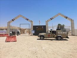 Iraq mở lại cửa khẩu biên giới và các hoạt động thương mại, thể thao