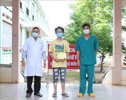 Thêm 5 bệnh nhân COVID-19 ở Quảng Nam và Đắk Lắk được công bố khỏi bệnh
