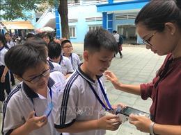 TP Hồ Chí Minh xây dựng trường học thông minh, không tiền mặt