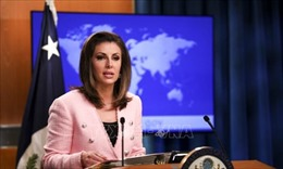 Mỹ nhấn mạnh tầm quan trọng của trật tự quốc tế dựa trên luật pháp ở Biển Đông
