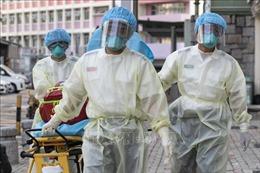 Trung Quốc có thêm 10 ca mắc COVID-19 nhập cảnh