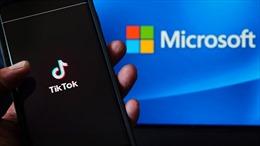 Bytedance từ chối chuyển nhượng TikTok cho Microsoft
