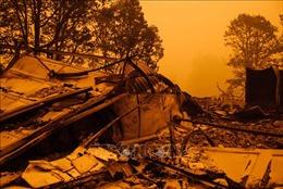 Cháy rừng tiếp tục hoành hành tại bang California và Oregon, Mỹ