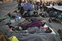 Đức chỉ trích Áo từ chối tiếp nhận người tị nạn từ trại Moria