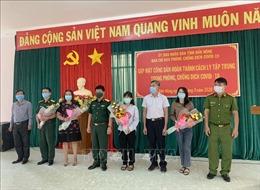 140 công dân Đắk Nông hoàn thành thời gian cách ly tập trung