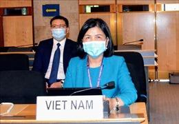 Khai mạc Khóa họp lần thứ 45 Hội đồng Nhân quyền Liên hợp quốc