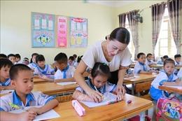 Nhiều nỗi lo khi thực hiện chương trình thay SGK lớp 1 ở Nghệ An