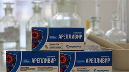 Nga sắp bán đại trà thuốc điều trị COVID-19