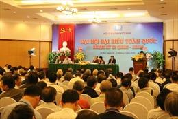 Phó Thủ tướng Vũ Đức Đam dự Đại hội Hội Điện ảnh Việt Nam nhiệm kỳ IX