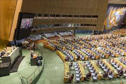 Các nhà lãnh đạo thế giới bày tỏ sự ủng hộ mạnh mẽ dành cho LHQ