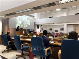 Phối hợp triển khai Kế hoạch hành động quan hệ đối tác phát triển Italy – ASEAN