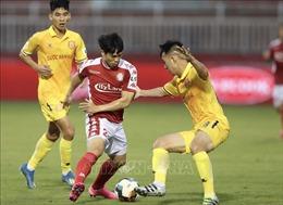 Công Phượng tỏa sáng giúp đội TP Hồ Chí Minh đánh bại Dược Nam Hà Nam Định