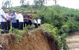 Phú Thọ tập trung khắc phục hậu quả do mưa lũ