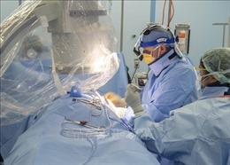 Gần một nửa số bang ở Mỹ  thông báo ca nhiễm virus SARS-CoV-2 tiếp tục tăng