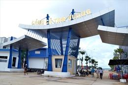 Cảng cá Tam Quang đảm bảo an toàn cho tàu thuyền vào tránh bão