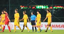 Đội bóngđá nữ Phong Phú Hà Nam nhận án phạt nặng
