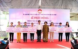 TP Hồ Chí Minh phát động hưởng ứng Tháng cao điểm 'Vì người nghèo'