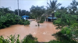 Quảng Trị: Một người chết, 6 người mất tích do mưa lũ