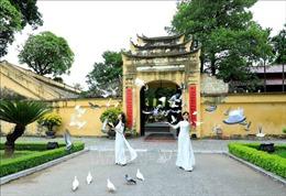 Di sản văn hóa thế giới Hoàng thành Thăng Long