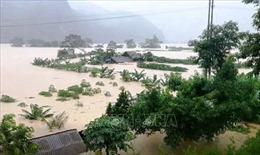 Nỗ lực giúp nhân dân vùng biên giới Quảng Bình phòng tránh mưa lũ