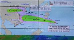 Nhiều mối nguy hiểm trong cơn bão số 7, áp thấp nhiệt đới mới lại xuất hiện