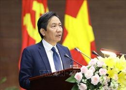 Thứ trưởng Bộ Nội vụ Trần Anh Tuấn: Sắp xếp số lượng cấp phó theo đúng quy định