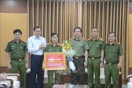 Đà Nẵng khen thưởng Ban chuyên án phá đường dây đánh bạc trên mạng