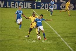 V.League 2020: Hồng Lĩnh Hà Tĩnh chia điểm với Than Quảng Ninh