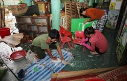 Quảng Trị: Tập trung xử lý môi trường, ngăn chặn dịch bệnh sau lũ lụt