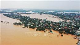 Chủ động theo dõi sát diễn biến mưa lũ, áp thấp nhiệt đới và khắc phục hậu quả thiên tai
