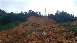 Nguy cơ sạt lở đất vẫn có thể xảy ra ở vùng núi tỉnh Thừa Thiên - Huế