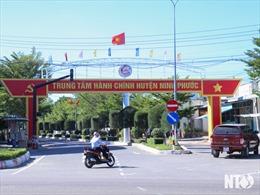 Huyện Ninh Phước (tỉnh Ninh Thuận) đạt chuẩn nông thôn mới