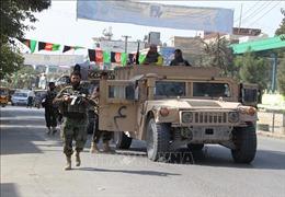 Lực lượng an ninh Afghanistan chặn đứng một vụ tấn công quy mô lớn