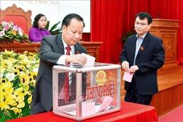 Nghị quyết phê chuẩn nhân sự các tỉnh Gia Lai, Yên Bái, Hà Nam